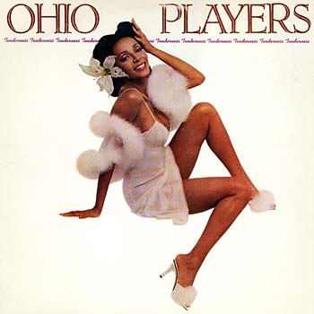Ohio Players - Tenderness album cover