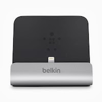 Belkin Express Dock per iPad (4a gen.), iPad mini, iPhone 5/5s e iPod touch (5a gen.)