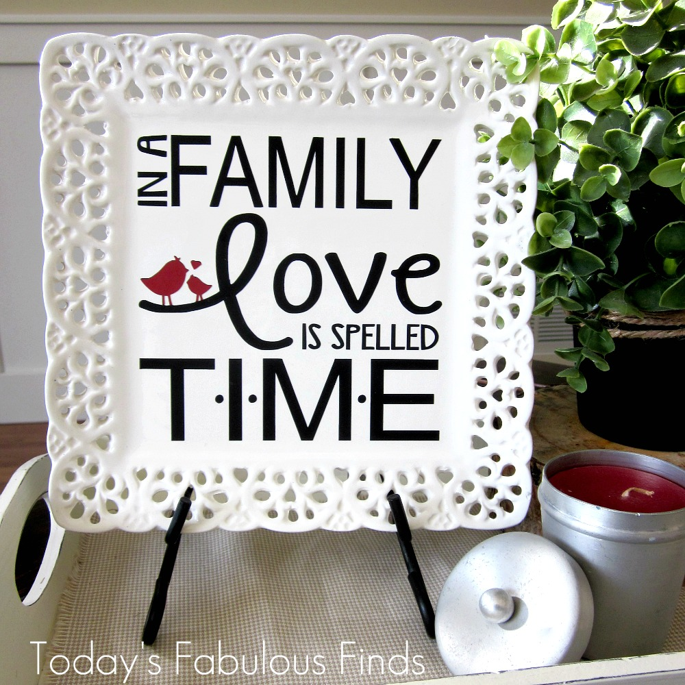 Family Love Quotes Images Today's Fabulous Finds 'in A Family Love Is Spelled Time