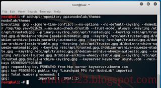 add-apt-repository ppa:noobslab/themes
