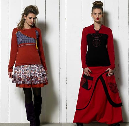 Bluze, fuste, salvari pentru colectia noastra de primavara 2015