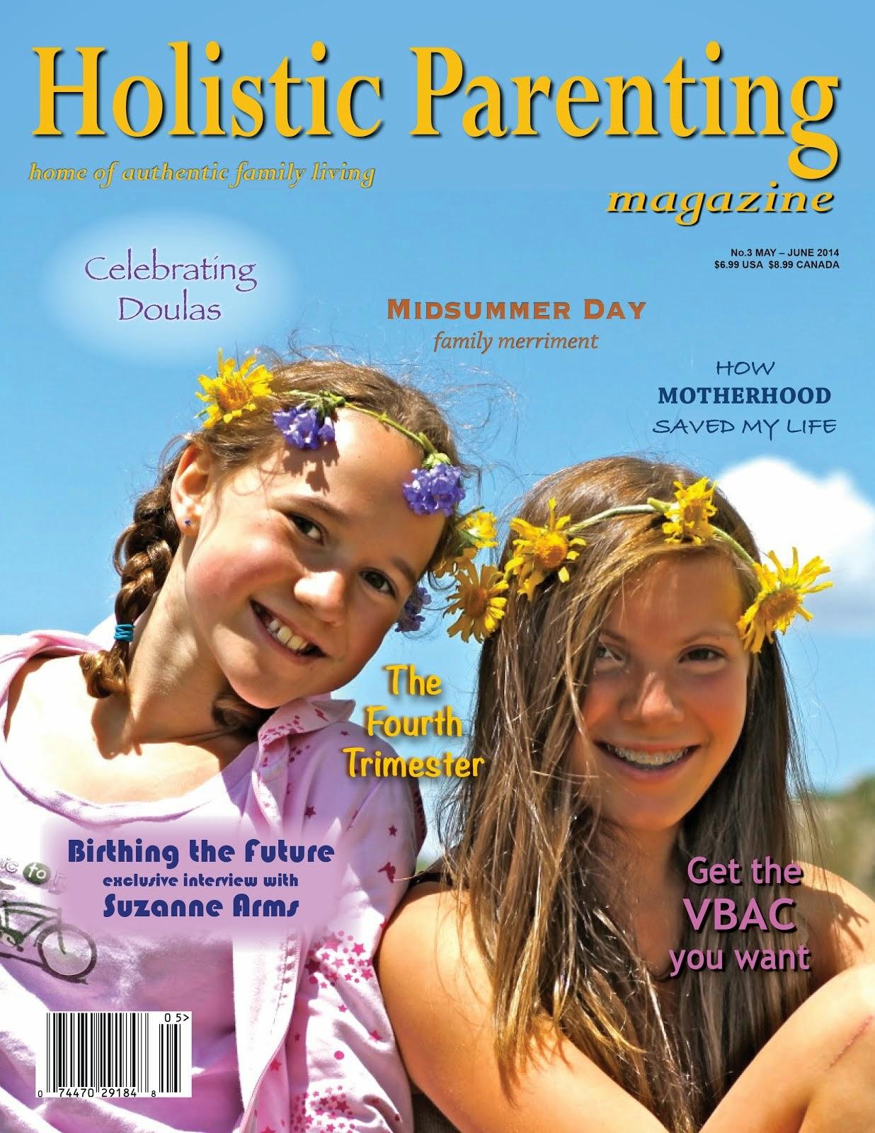 Fab Parenting Mag!