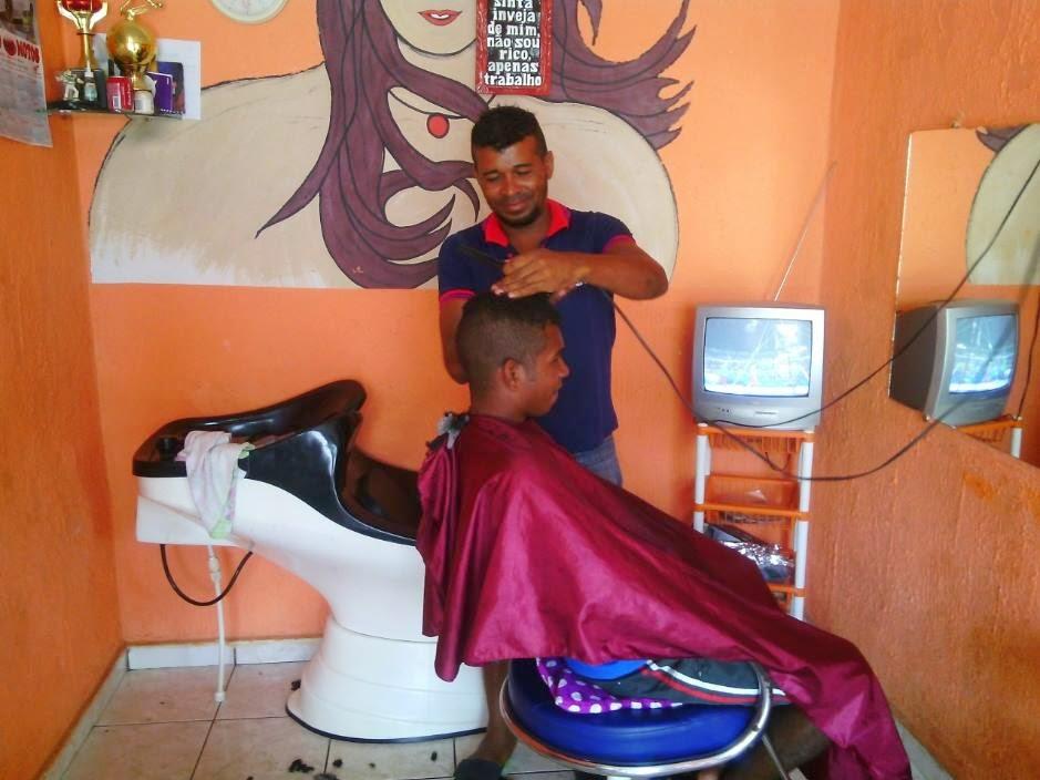 Gil cabelereiro