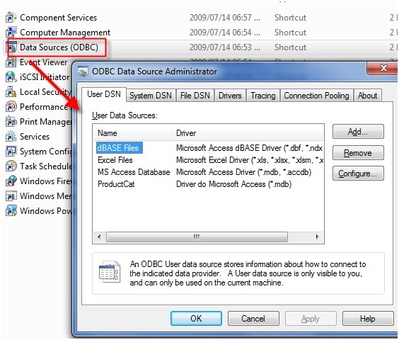 ODBC Query Tool download