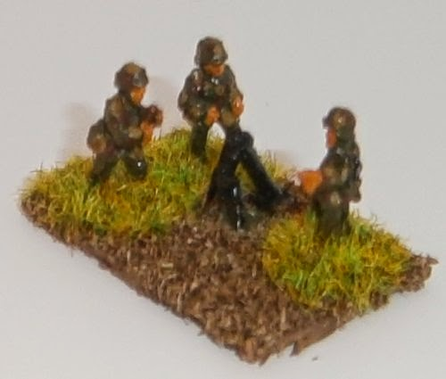 Late War German Panzer Grenadiers Pictures 3