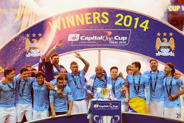 Prediksi Laga Capital One Cup, City Melawan Sheffield