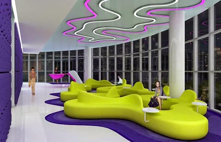 Dise o arquitect nico decoractual dise o y decoraci n - Decoracion bares modernos ...