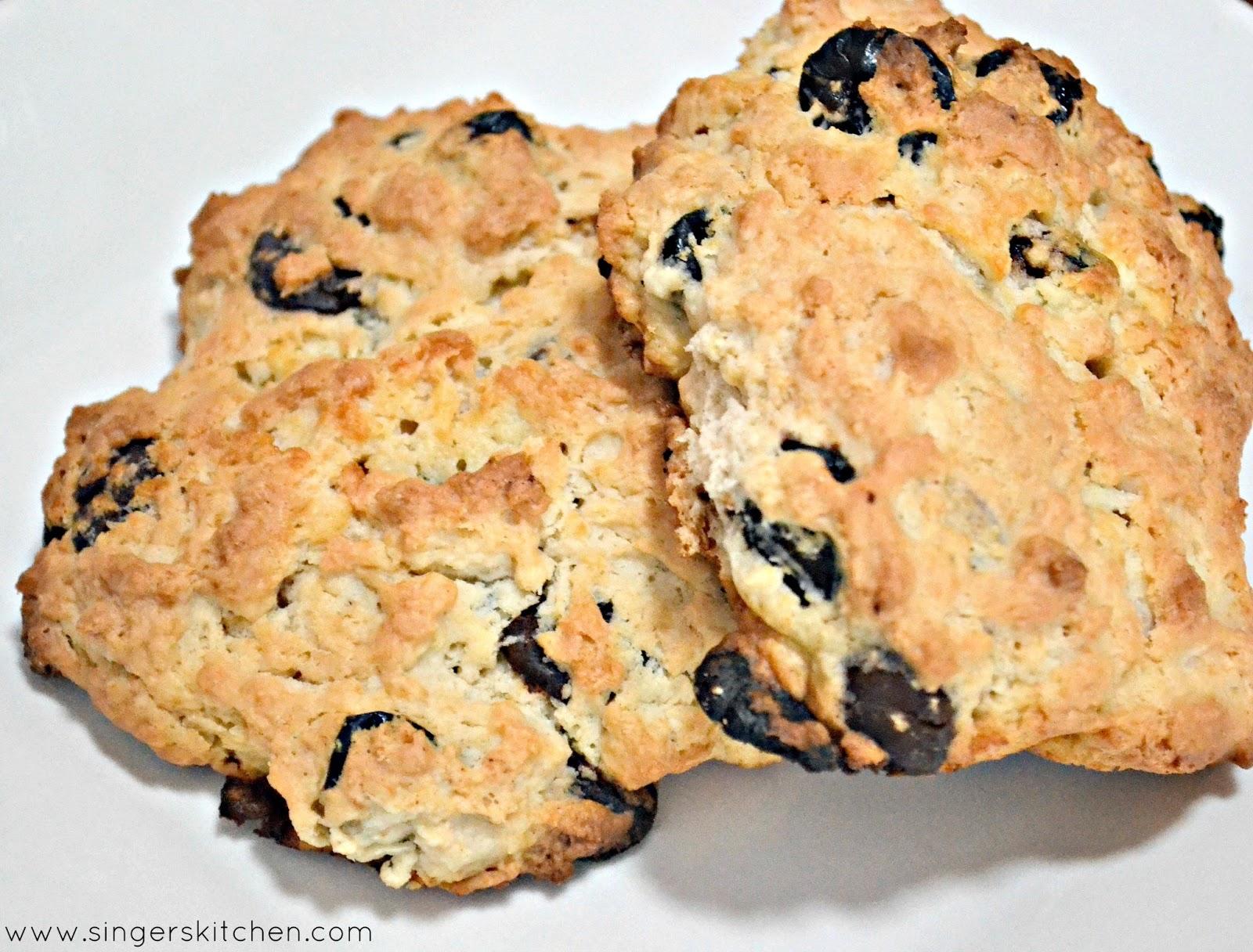 made some delicious scones using the Original Coconut Milk Creamer ...