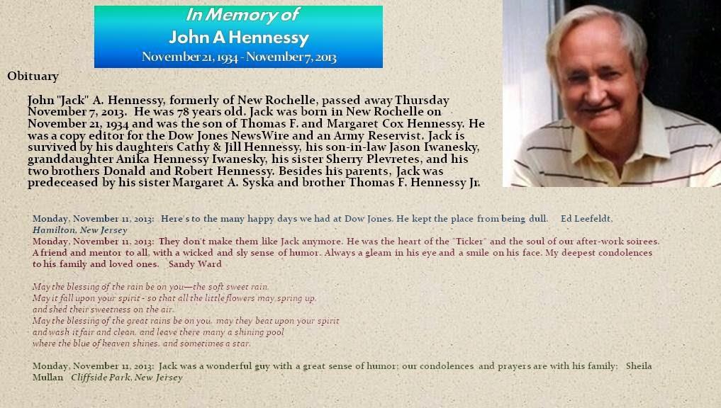 John Archer Hennessy