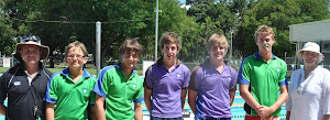 Interhouse Secondary Swimming Boys Age Champions