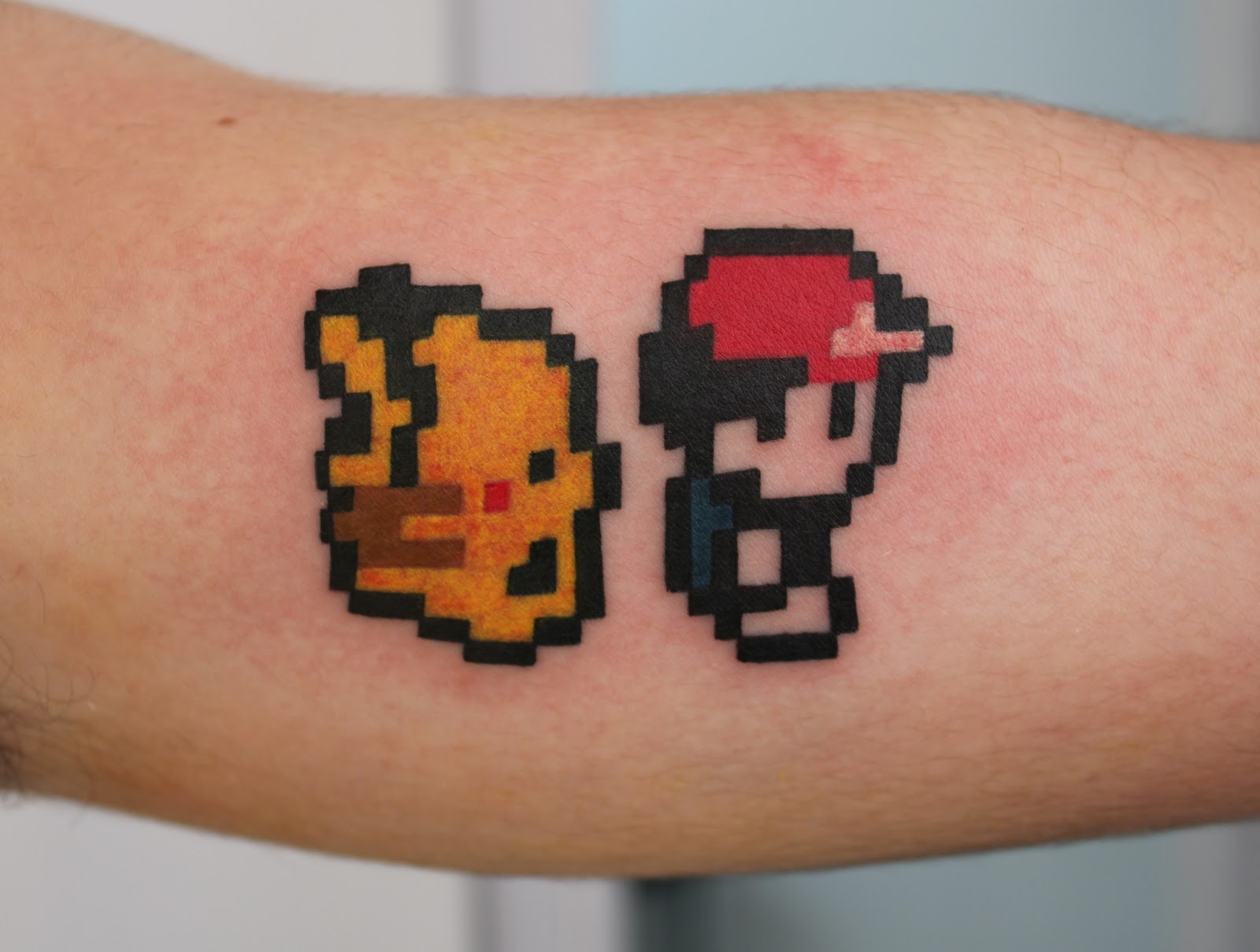 19 best 8bit tattoos images on Pinterest