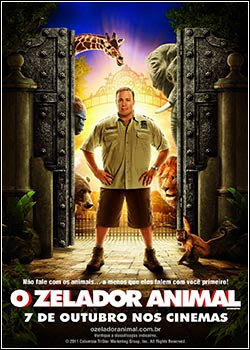 Download - O Zelador Animal DVDRip - AVi - Dual Áudio