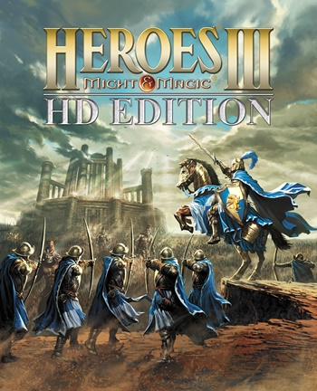 Heroes of Might and Magic III HD Edition PC Full Español
