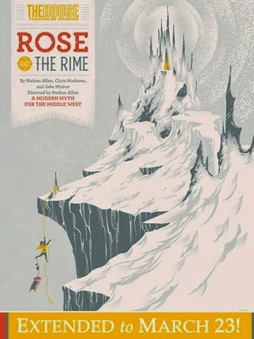 Congrats Kelli R-Rose and the Rime at House Theatre 4 ticket winner ($120 value)