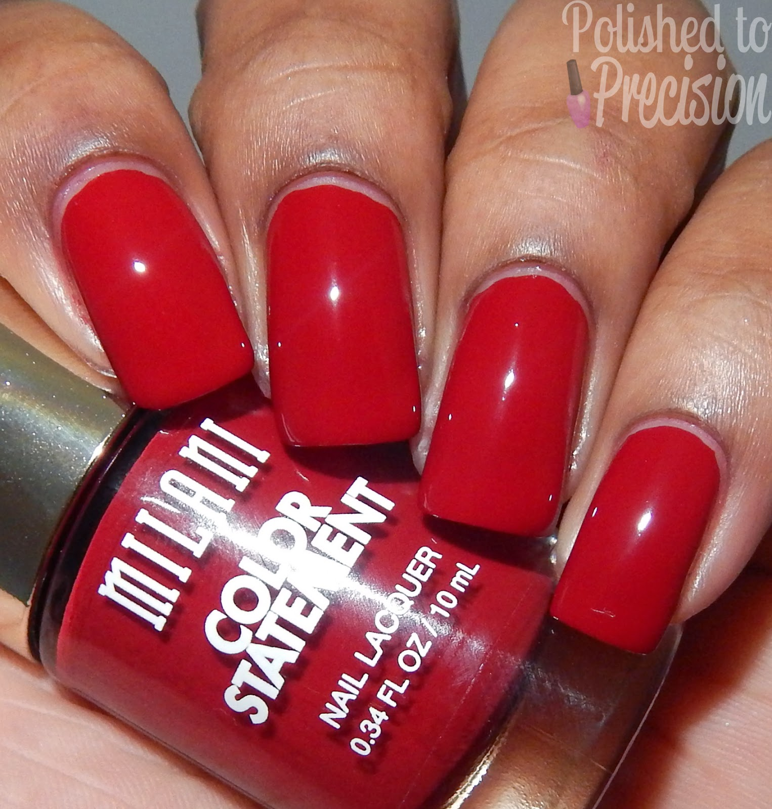 MIlani Iconic Red