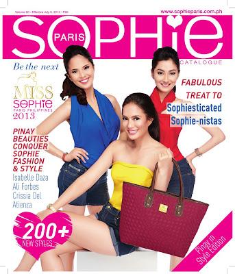 Sophie Martin Paris Philippines Latest Catalog Volume 60 Effective