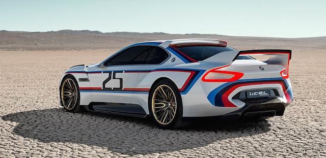 BMW 3.0 CSL オマージュR ホイール