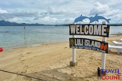 Luli Island, Palawan