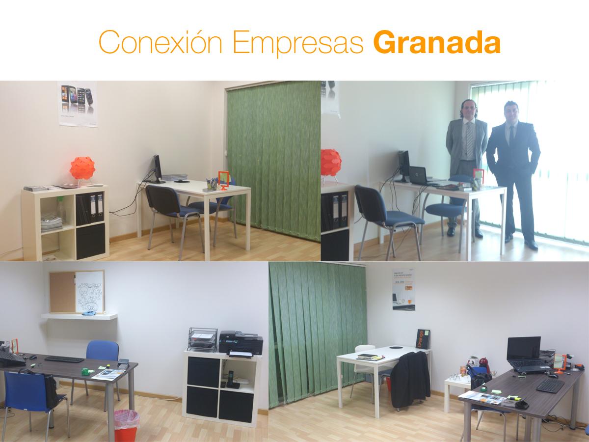 El blog de conexi n nueva oficina de orange en granada for Oficina de orange