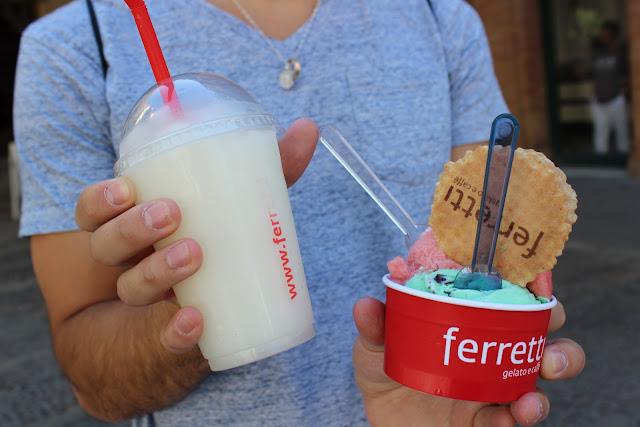 Ferreti ice cream