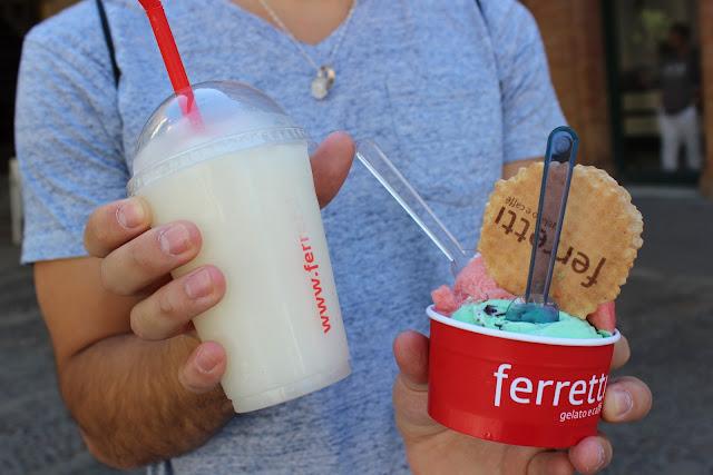 Ferreti ice cream