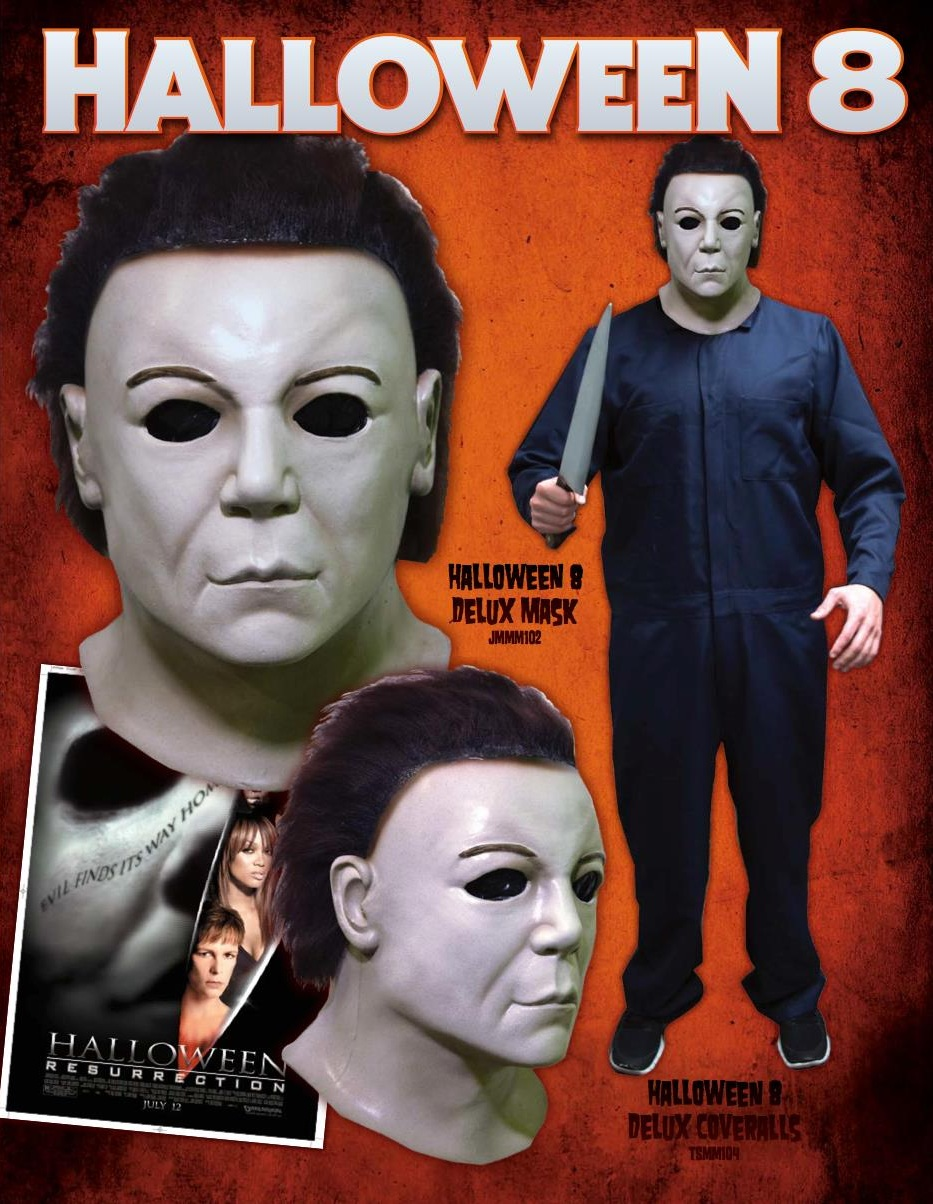 Trick or Treat Studios - 2014's New line of Halloween Masks ...