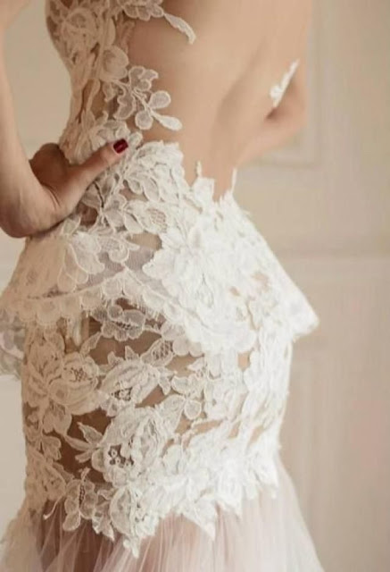 Wedding-dress-lace-bridal-white