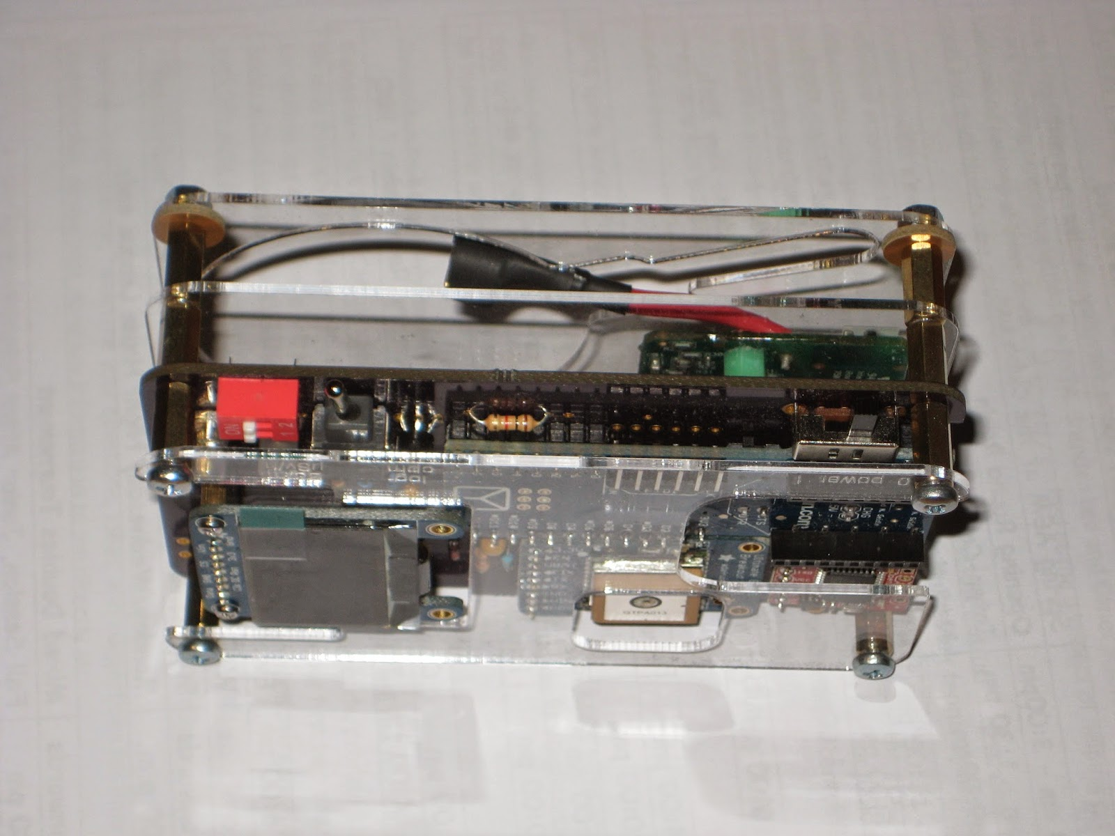 Posts With Geiger Label Mc34063 Stepdown Dc Converter Mc34063a Circuit Step Down Since It Took Me So Long To Build I Forgot A Lot Of Details Know Should Have Logged Impressions Along The Way Thats Why Its Called Web Log