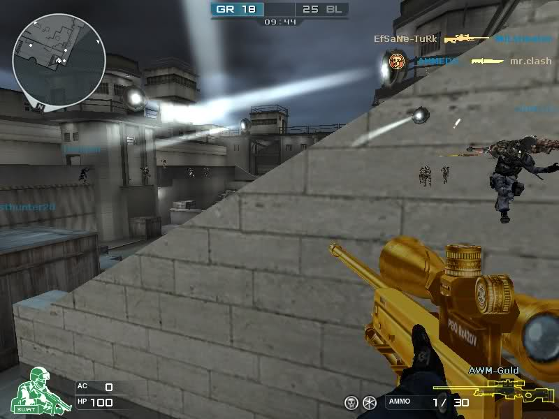 CrossFire Hile Wallhack – See Ghosts – Damage – Knife Hile Botu v1.1 indir