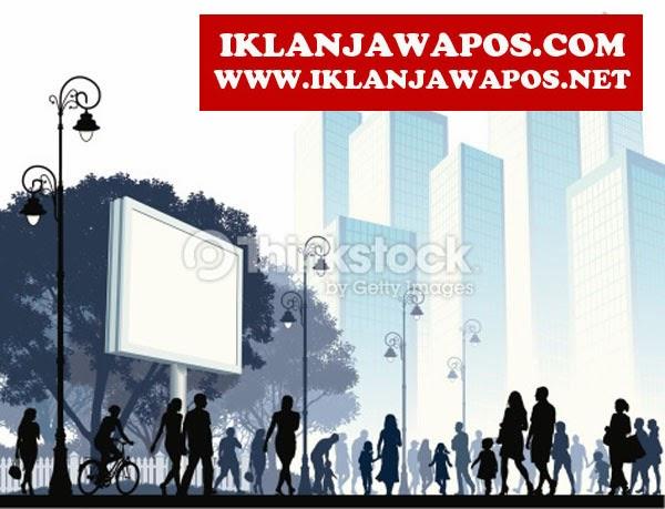 IKLANJAWAPOS.COM dan WWW.IKLANJAWAPOS.NET