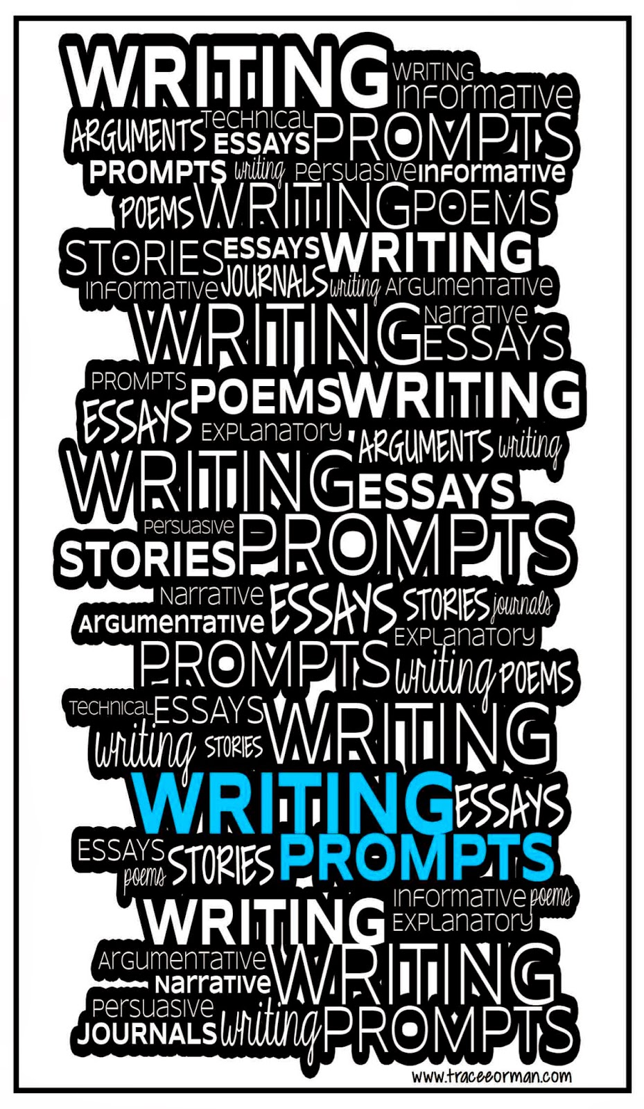 mrs orman s classroom 01 15 links to tons of writing prompts for teens