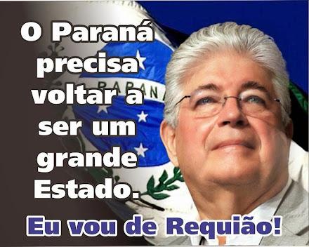 Roberto Requião - Senador do Paraná