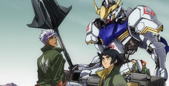Mobile Suit Gundam: Iron-Blooded Orphans Episódio 19