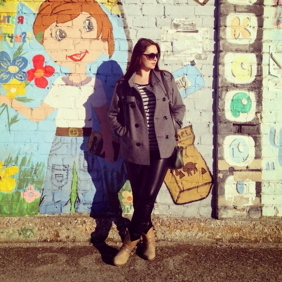 Подборка стильных пальто осень-зима 2014-2015 года. Пальто. Beauty By Allize