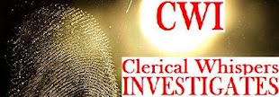 Clerical Whispers Investigates - CWI