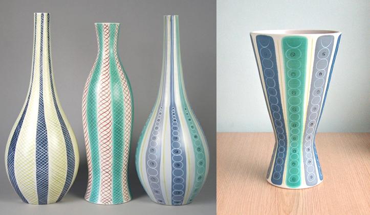 Marcus Hay Fluff N Stuff Poole Pottery Freeform 1950s