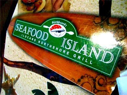 Almost Mrs Vitalis Blackbeard S Seafood Island Restaurant Mall