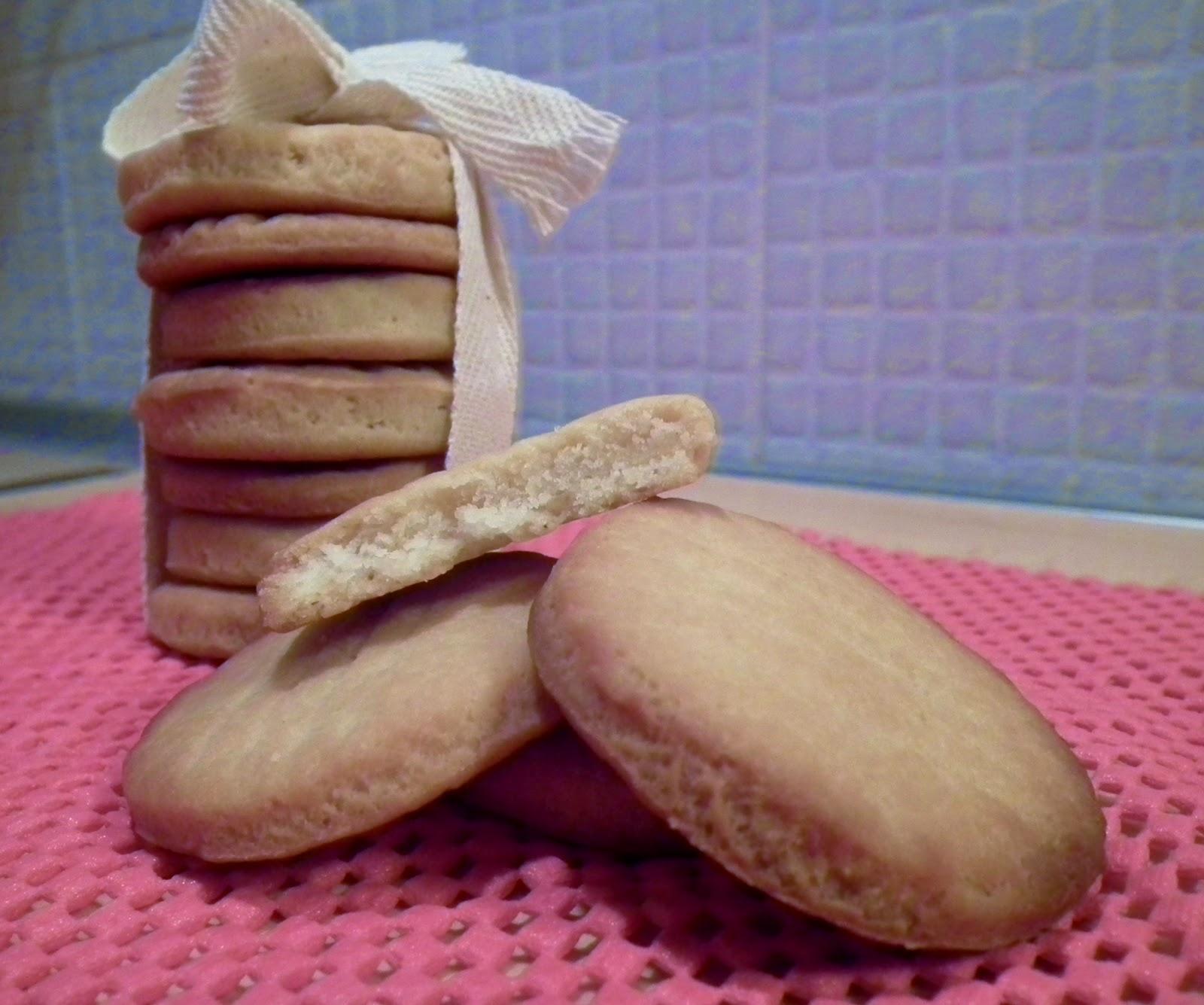 biscotti miele e yogurt (senza burro e senza uova)