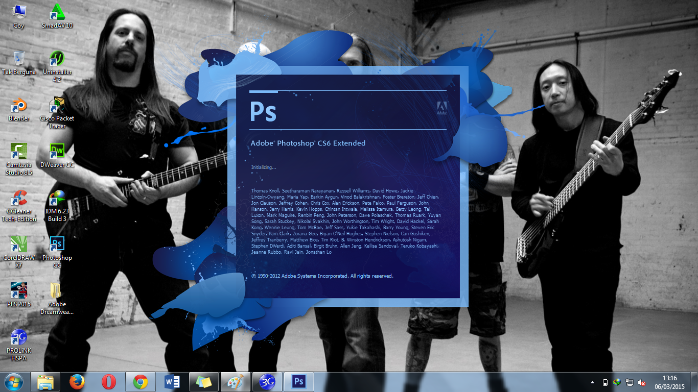 Adobe Photoshop CS6 Portable Full Version Gratis