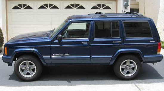 The 2000 jeep cherokee classic new jeep
