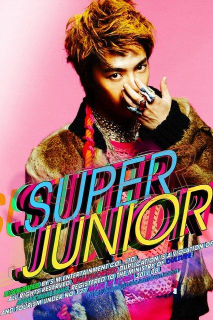 """Korean Lovers 77: SUPER JUNIOR ( 슈퍼 주니어 ) 5th ALBUM """"MR ..."""