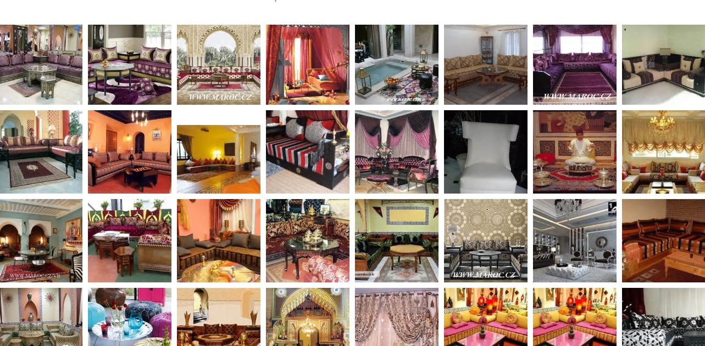 Salon marocain: a propos