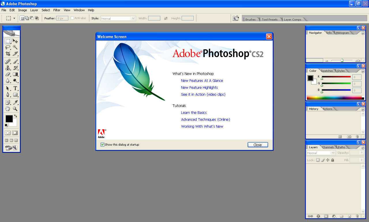 download adobe cs2 free full version
