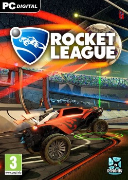 Rocket League 2015 PC