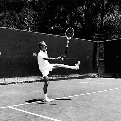 paul newman tennis