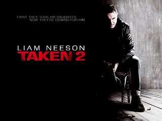 Liam Neeson Taken 2 Movie 2012 HD Wallpaper