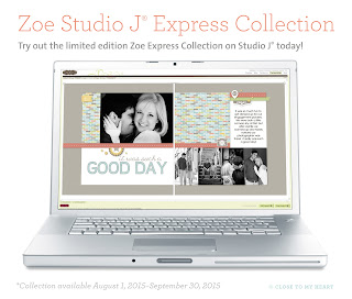 Studio J Digital Scrapbooking