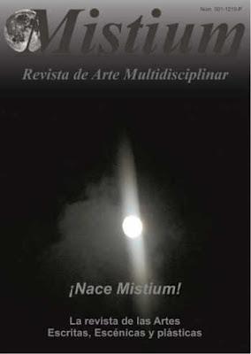 revista de arte multidisciplinar mistium