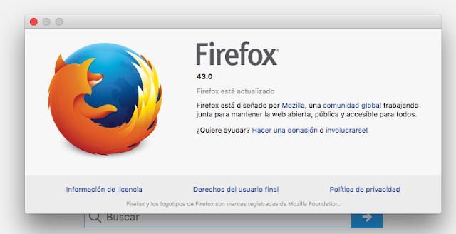 Llega Mozilla Firefox 43 con una grandes novedades-h2geek.com