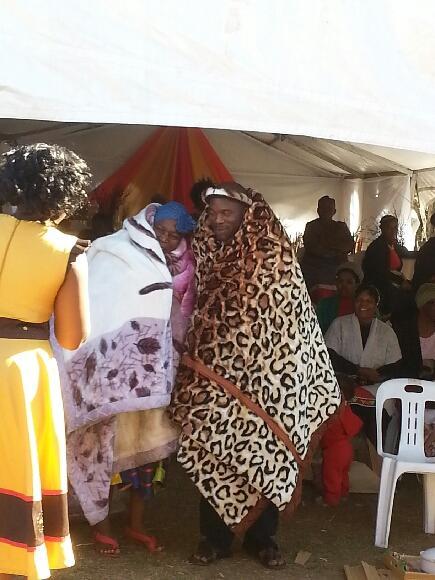 Umembeso:Xolile & Xolani 31.08.2013: the big day was finally here!!!!